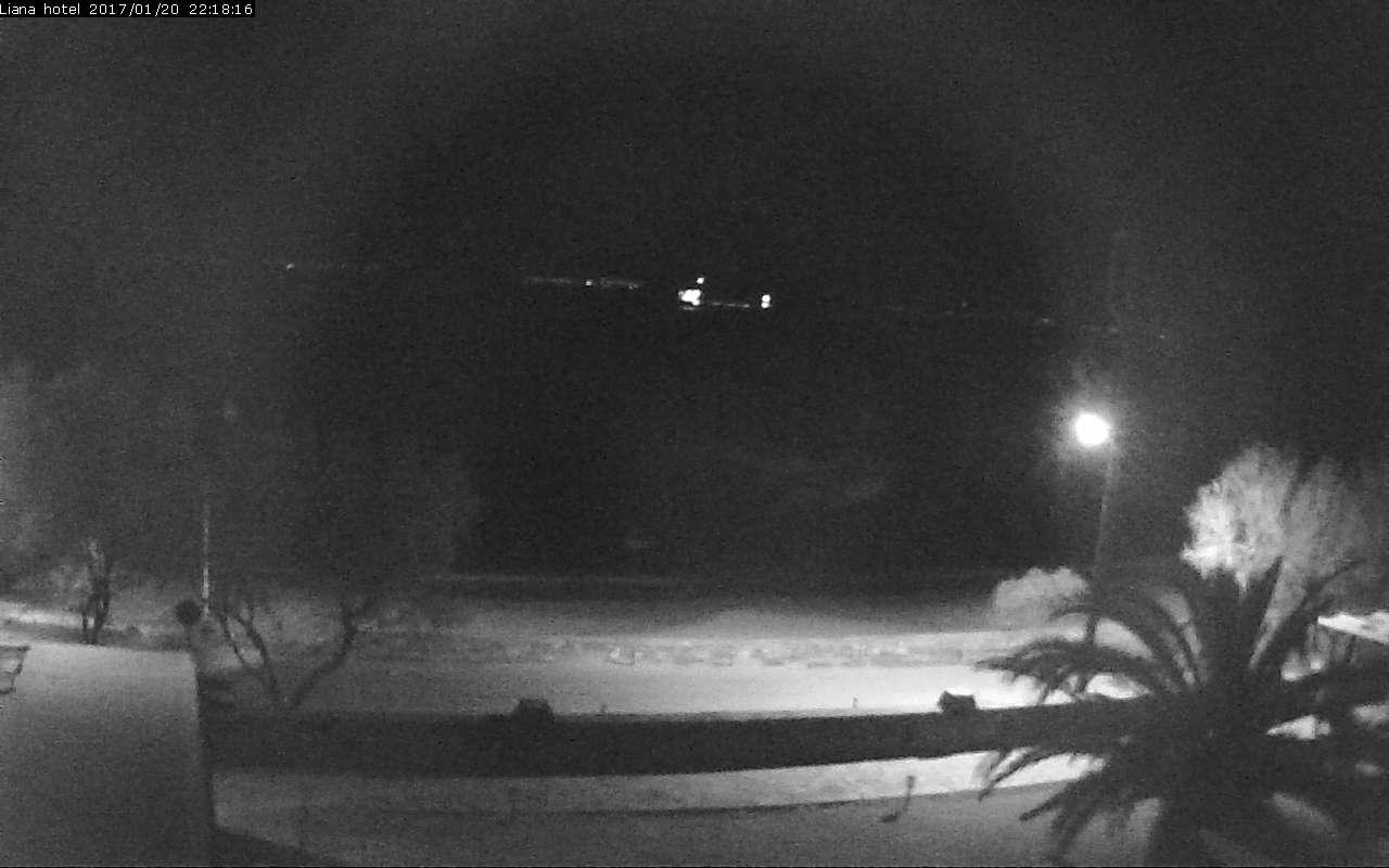 Уеб камера от остров Наксос, Гърция